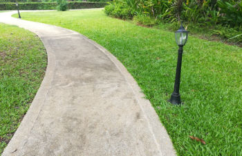 Alpharetta GA Concrete Sidewalk Repair and Leveling